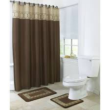 3 Piece Bathroom Rug Set by Beige Shower Curtain Theme U2014 The Furnitures