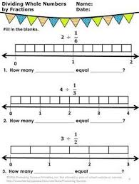 best 25 dividing fractions by fractions ideas on pinterest