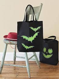 diy trick or treat candy bag