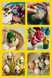 Knitted Easter Egg Decorating Patterns by Scandinavian Knitted Easter Eggs By Martha From After Hours