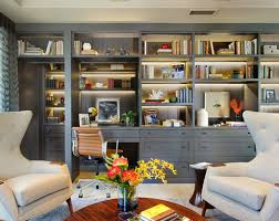 The Psychology Of Why Gray Kitchen Cabinets Are So Popular Home - Kitchen cabinets for home office