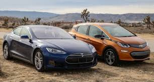 what does a tesla model s owner think of the chevy bolt full review