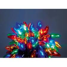 premier decorations 120 multi coloured multi led chasing