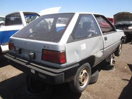 mitsubishi colt 1985 junkyard find 1986 plymouth colt the truth about cars