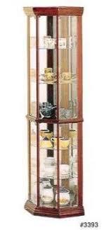 glass corner curio cabinet cheap corner wall curio cabinet find corner wall curio cabinet