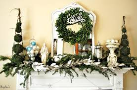mirror decorations awesome decorating fireplace mantels