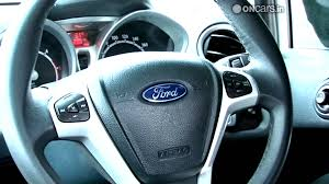 ford fiesta 1 5p titanium plus at 2011 user experience review