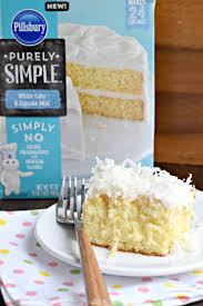 Coconut Cake Recipe Coconut Cream Poke Cake Shugary Sweets