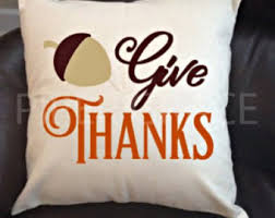 Thanksgiving Pillow Covers Fall Pillow Etsy