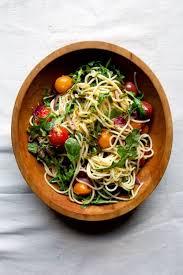 garlic scape and cherry tomato pasta recipe saveur