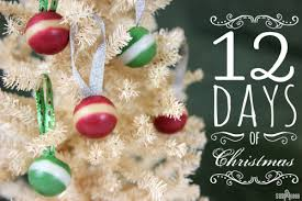 12 days of scented beeswax ornaments soap