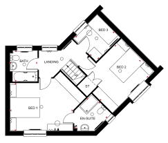 3 bed detached house for sale in