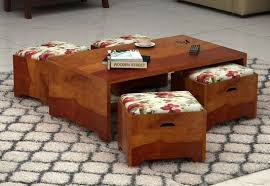 Coffee Table Buy Coffee Tables Online At Upto  Off In India - Tea table design