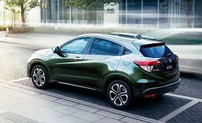 Honda Vezel Interior Pics Honda Vezel And Vezel Hybrid Being Launched