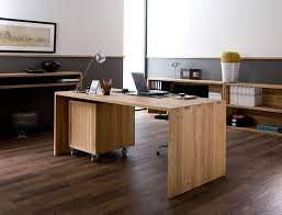 ethnicraft bureau oak office billy box