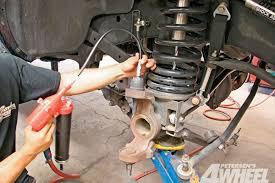 1998 dodge ram 2500 front axle carli suspension 2003 2008 dodge ram duty aam front axle