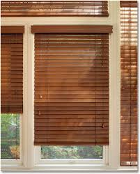 hunter douglas chalet woods wood blinds in distressed specialty finish