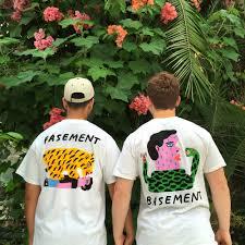 basement u0027 jungle t shirts u2014 stephanie unger