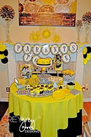 bee baby shower ideas 23 best bumble bee baby shower theme images on baby