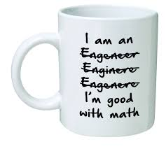 amazon com funny wrong i u0027m an engineer good with math black13f37