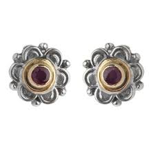 small stud earrings designer small stud earrings gerochristo 1135 gold silver