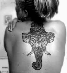 20 unique ganesha tattoo design with meaning for men and women
