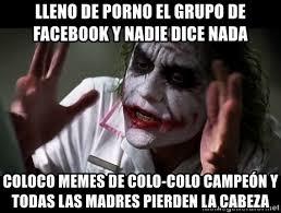 Memes De Porno - lleno de porno el grupo de facebook y nadie dice nada coloco memes