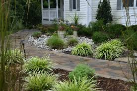 Front Curb Appeal - front yard curb appeal huntingtown traditional landscape