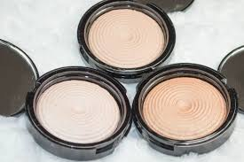makeup revolution radiant lights makeup revolution radiant light illuminating baked powders