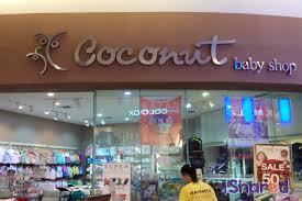 Sho Bayi coconut baby shop mall of indonesia kelapa gading ishared make