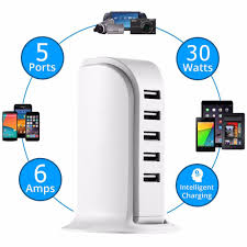 100 multiple phone charging station under cabinet charging