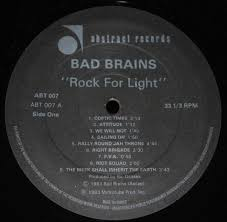 bad brains rock for light bad brains rock for light abstract sounds abt 007