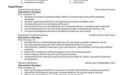 Resume Sample For Production Manager Sample Production Manager Resume Production Manager Resume