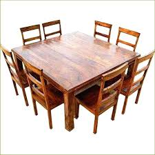 Square Wood Dining Tables Square Dining Table For 6 Dimensions Dimensions Best Dining Room