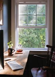 desk in small bedroom desk window counter mat feng shui position home office furniture