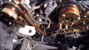 hyundai timing chain tensioner problem youtube