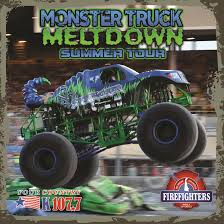 monster truck kids show monster truck meltdown