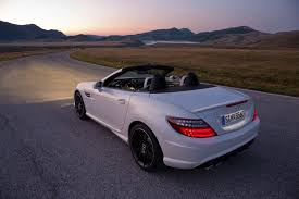 mercedes amg slk mercedes amg s last naturally aspirated engine will retire along