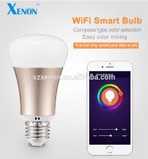 smart light bulbs amazon xenon wifi bulb smart bulb light lamb home automation led works with