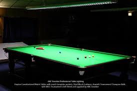 led pool table light abc 3600 professional snooker pool billiard table lighting 2 x 6ft