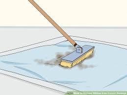 How To Clean Rv Awning How To Remove Mildew From Canvas Awnings With Pictures Wikihow