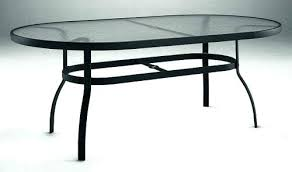 Palm Harbor Patio Furniture Patio Furniture Round Glass Table Outdoor Furniture Glass Table