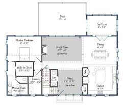 Barn Homes Floor Plans The Cabot Barn House One Foot Print Three Floor Plan Sizes