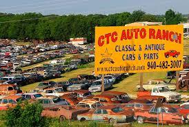Cars In Denton Texas by Rod Tv Showcases Ctc Auto Ranch U0027s Classics