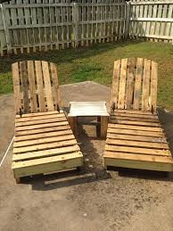 Wood Lounge Chair Plans Free by Diy Recycled Pallet Lounge Chairs Pallet Furniture For My