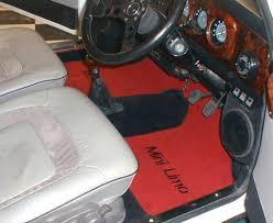 Custom Classic Mini Interior Mini Limo U0026 Datsun Fairlady Fun