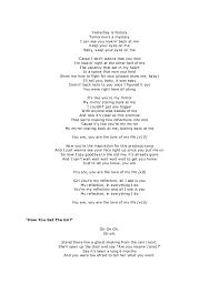 Light In Your Eyes Lyrics Lyrics