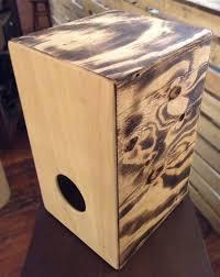 cajon 100 recycled wood recycled drum cajon music art