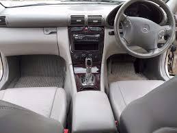 2001 mercedes benz c class 2 0 c200 kompressor elegance 4dr full