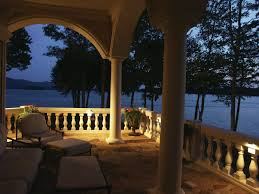 Outdoor Lighting For Patios by Endless Possibilities With Outdoor Lighting For Your Delaware Deck